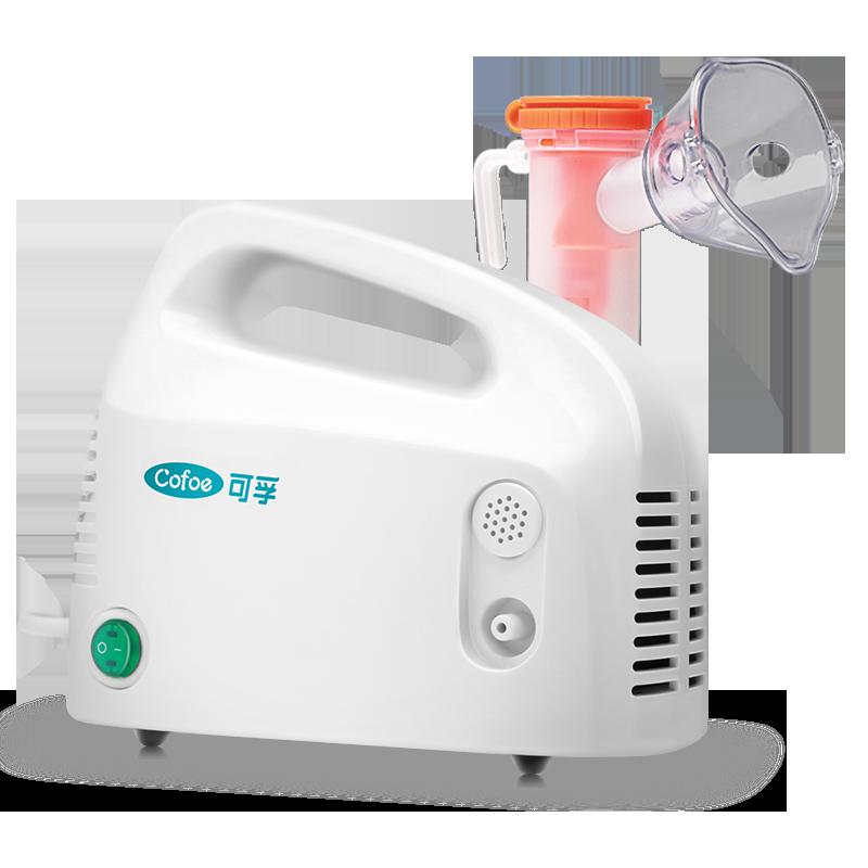 霧化機家用醫用兒童嬰兒化痰止咳醫療專用型靜音器小兒寵物貓老人